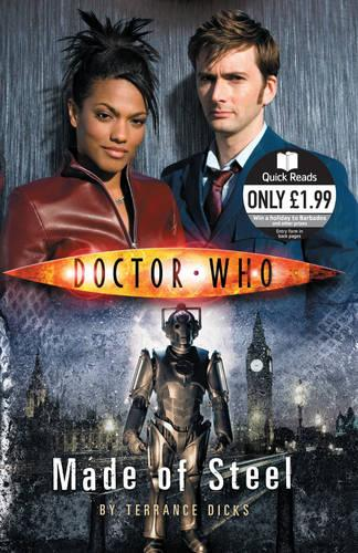 Doctor Who: Made of Steel - Doctor Who (Paperback)