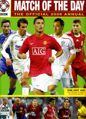 Match of the Day: The Official 2008 Annual (Hardback)