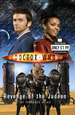 Quick Reads: Doctor Who - Revenge of the Judoon - DOCTOR WHO (Paperback)