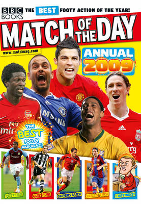 """""""Match of the Day"""" 2009: The Official 2009 Annual (Hardback)"""