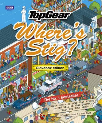 Where's Stig? (Hardback)