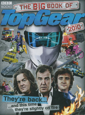 "The Big Book of ""Top Gear"" 2010 (Hardback)"
