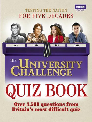 The University Challenge Quiz Book (Paperback)