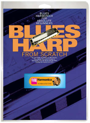 Blues Harp From Scratch (Paperback)