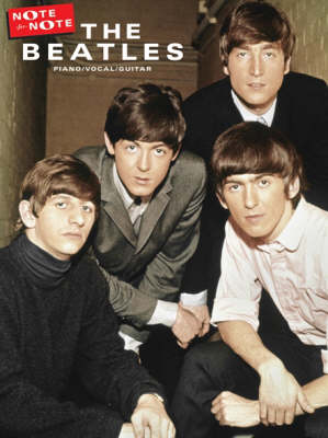 The Beatles: Note-for-Note Piano Transcriptions (Paperback)