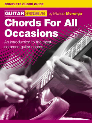 Chords For All Occasions: Guitar Springboard (Paperback)