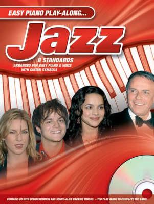 Easy Piano Play-Along: Jazz (Paperback)