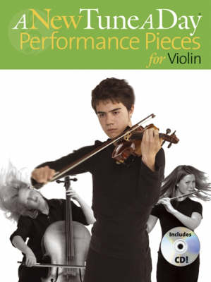 A New Tune A Day: Performance Pieces (Violin) (Paperback)