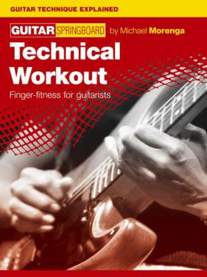 Guitar Springboard: Technical Workout (Paperback)