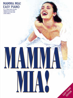 Mamma Mia] - Easy Piano Edition (Paperback)