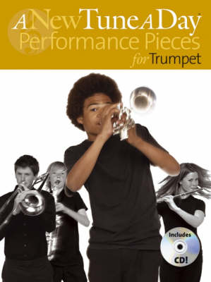 A New Tune A Day: Performance Pieces (Trumpet) (Paperback)