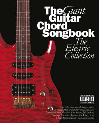 The Giant Guitar Chord Songbook: The Electric Collection (Paperback)