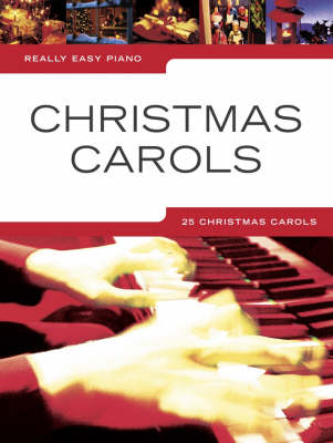 Really Easy Piano: Christmas Carols (Paperback)