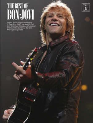 The Best of Bon Jovi (Paperback)