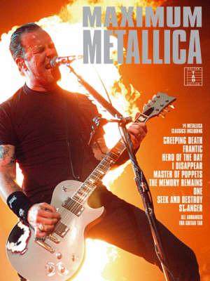 Maximum Metallica (Paperback)