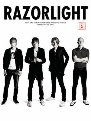 Razorlight: Razorlight (Paperback)