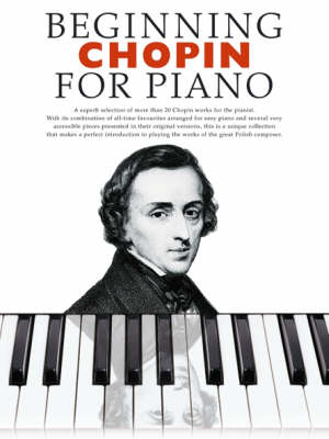 Beginning Chopin For Piano (Paperback)