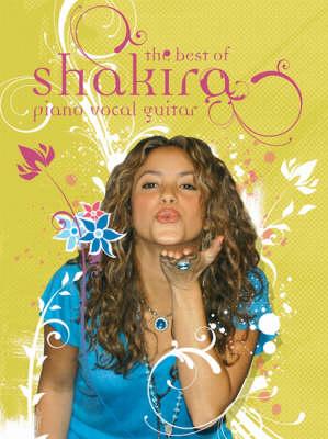 The Best of Shakira (PVG) (Paperback)