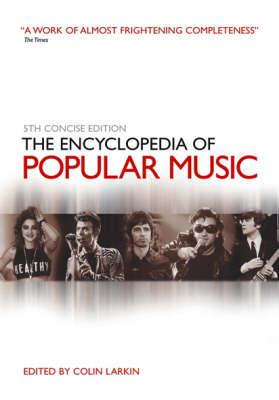 The Encyclopedia of Popular Music (Hardback)