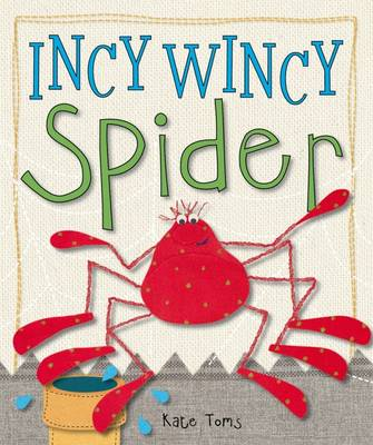 Image result for incy wincy spider book