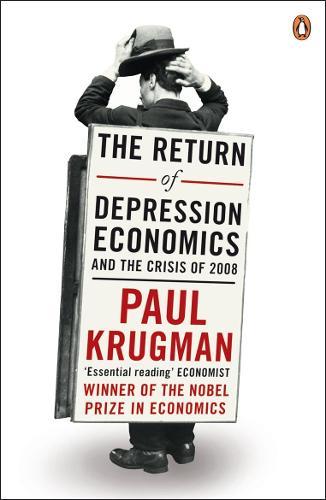 The Return of Depression Economics (Paperback)