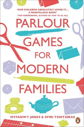 Parlour Games for Modern Families (Paperback)