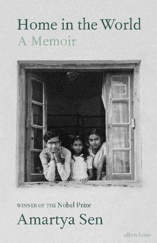 Home in the World: A Memoir (Hardback)