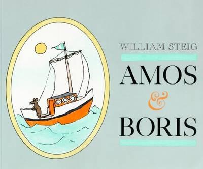 Amos & Boris (Hardback)