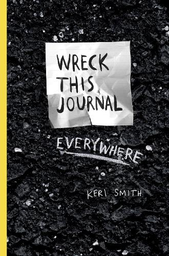 Wreck This Journal Everywhere (Paperback)