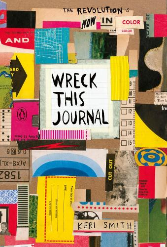 Wreck This Journal: Now in Colour (Paperback)