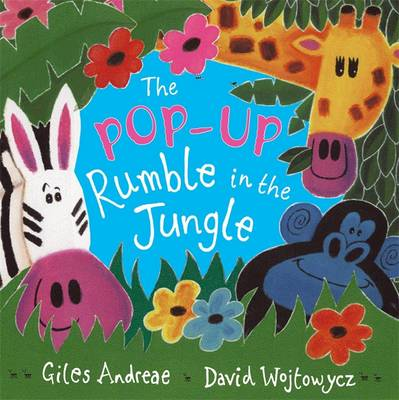 The Rumble in the Jungle: Pop-up Book (Paperback)