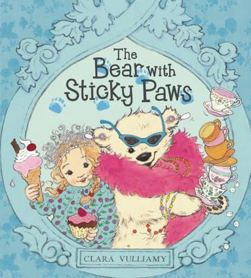 The Bear with Sticky Paws - Bear with Sticky Paws (Paperback)