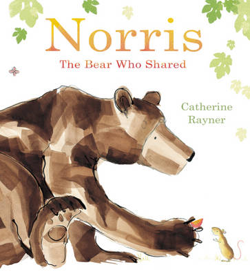 Norris, the Bear Who Shared (Paperback)