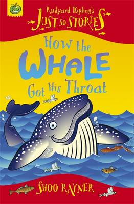 How The Whale Got His Throat (Paperback)