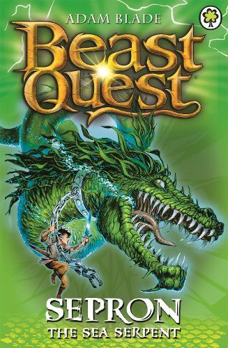 Beast Quest: Sepron the Sea Serpent: Series 1 Book 2 - Beast Quest (Paperback)