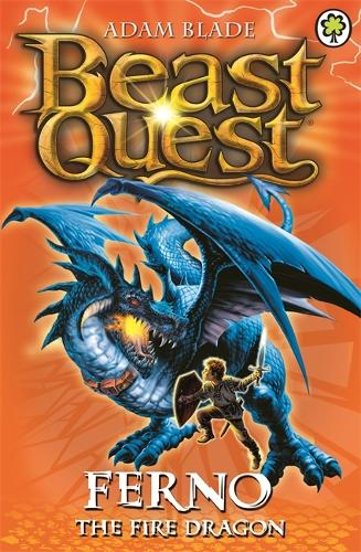 Beast Quest: Ferno the Fire Dragon: Series 1 Book 1 - Beast Quest (Paperback)