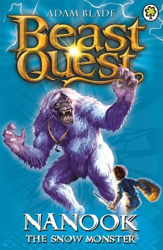 Beast Quest: Nanook the Snow Monster: Series 1 Book 5 - Beast Quest (Paperback)