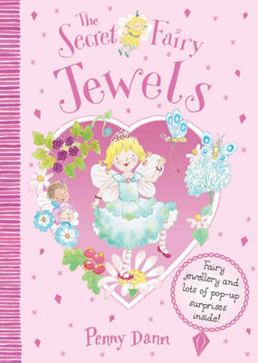 Jewels - Secret Fairy (Paperback)