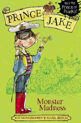 Monster Madness - Prince Jake 3 (Paperback)