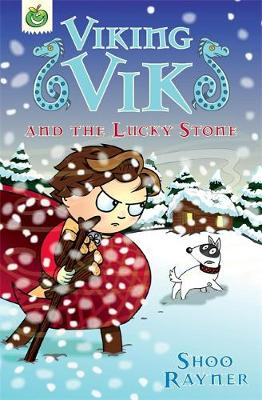 Viking Vik and the Lucky Stone - Viking Vik 16 (Paperback)