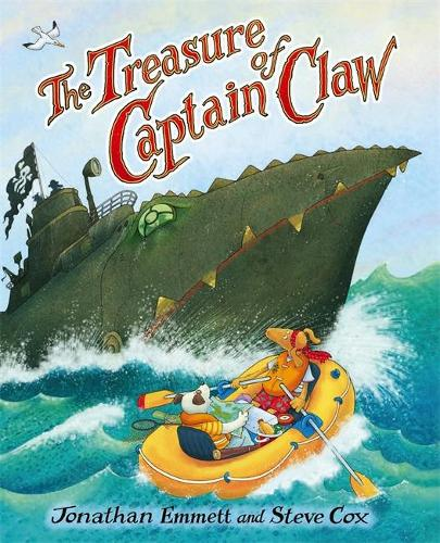 The Treasure of Captain Claw (Paperback)