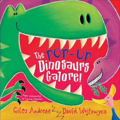 Dinosaurs Galore! (Hardback)