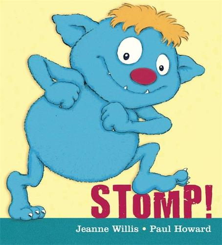 Stomp! (Paperback)