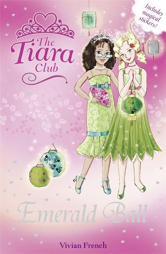 Emerald Ball - The Tiara Club (Paperback)