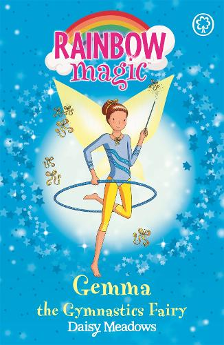 Rainbow Magic: Gemma the Gymnastic Fairy: The Sporty Fairies Book 7 - Rainbow Magic (Paperback)