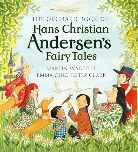 The Orchard Book of Hans Christian Andersen's Fairy Tales (Hardback)