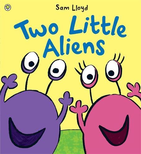 Two Little Aliens (Paperback)