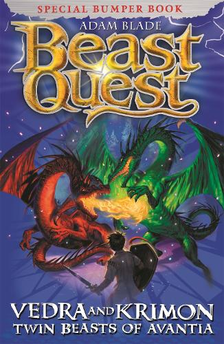 Beast Quest: Vedra & Krimon Twin Beasts of Avantia: Special - Beast Quest (Paperback)