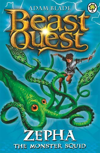 Beast Quest: Zepha the Monster Squid: Series 2 Book 1 - Beast Quest (Paperback)