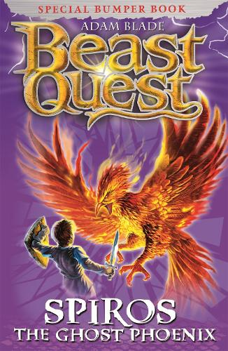 Beast Quest: Spiros the Ghost Phoenix: Special - Beast Quest (Paperback)